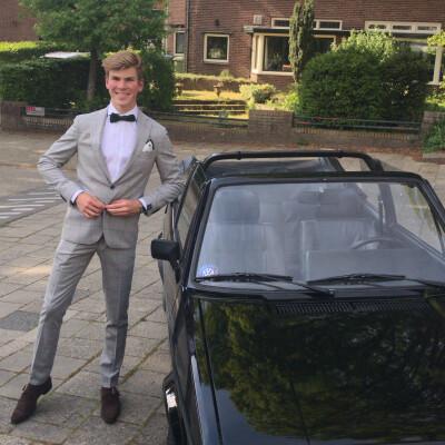 Gijs zoekt een Kamer in Den Bosch